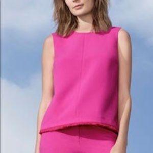 Victoria Beckham for Target fringe top